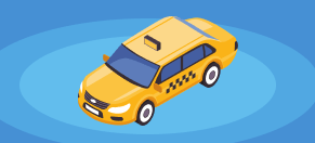 uber такси франшиза