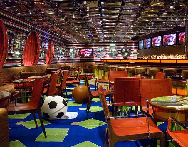Спортивный бар