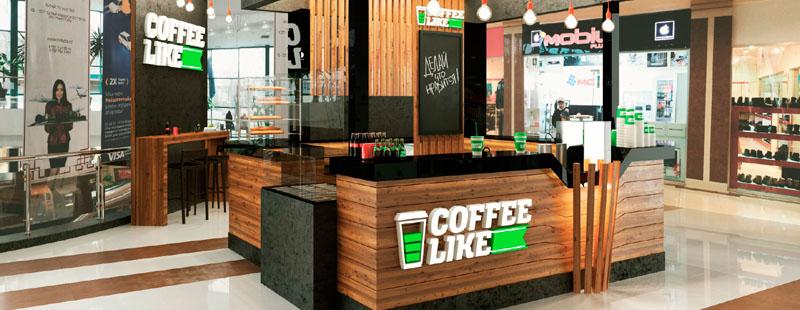 Дизайн - проект кофейни