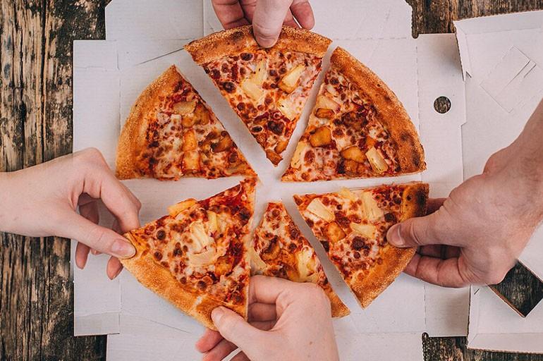 Додо пицца франшиза