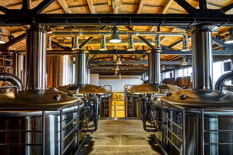 Франшиза пивоварни