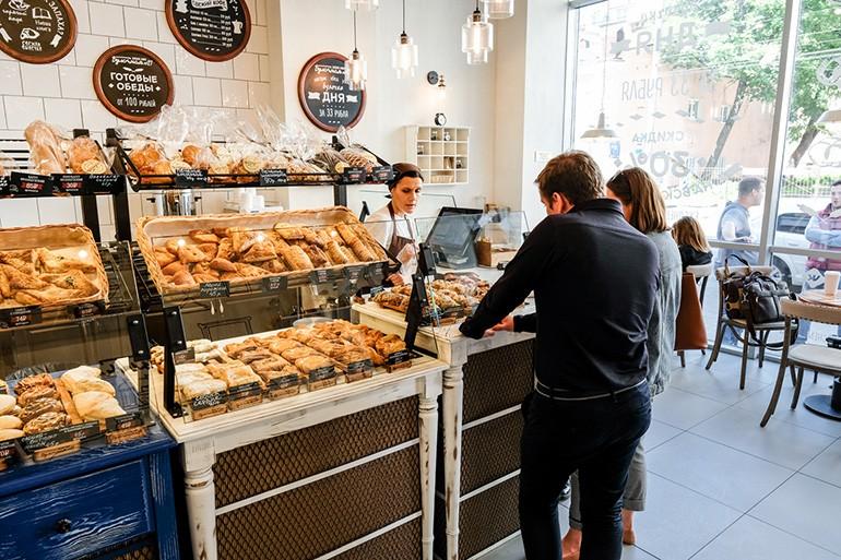 Пекарня по франшизе