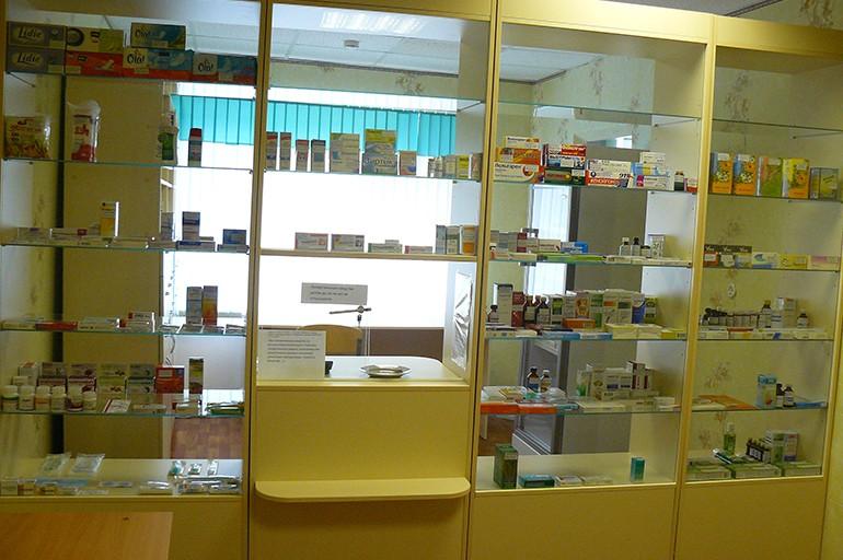Сельская аптека