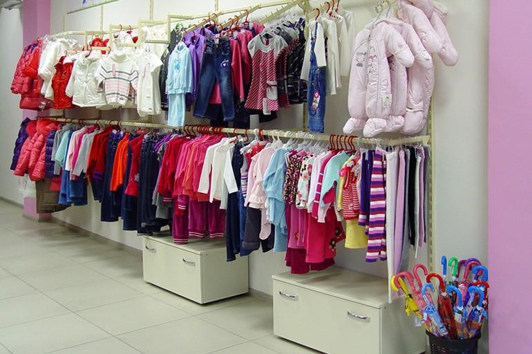 Анализ рынка одежды