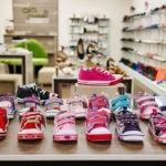 Франшиза детской обуви