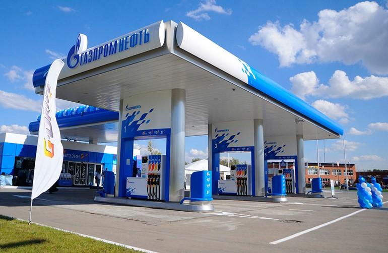 Франшиза АЗС газпромнефть