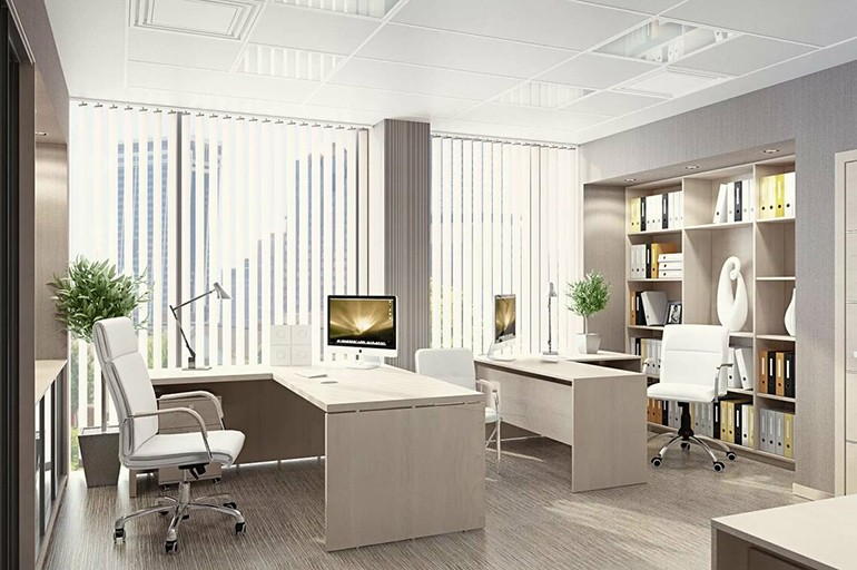 Небольшой офис