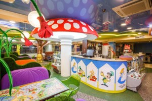 Франшиза детского кафе