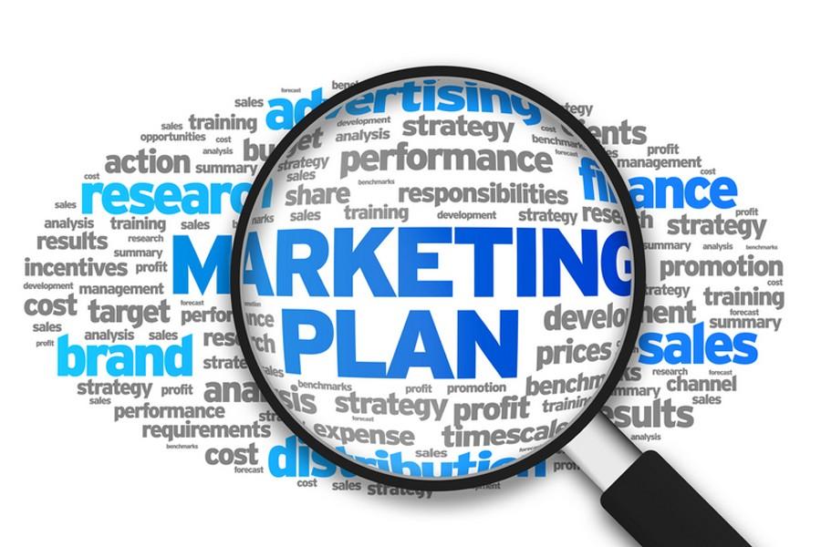 Маркетинговый план по реализации товара
